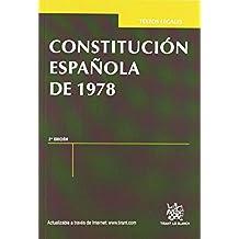 Constitución Española de 1978 2ª ed. 2011
