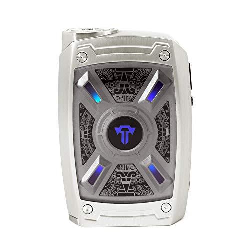 Teslacigs XT 220w E Zigarette Starter Box Mod Große Rauch Dampf Temperaturregelung Smart 220 Watt Elektronische Zigaretten XT Box Mod (Edelstahl)
