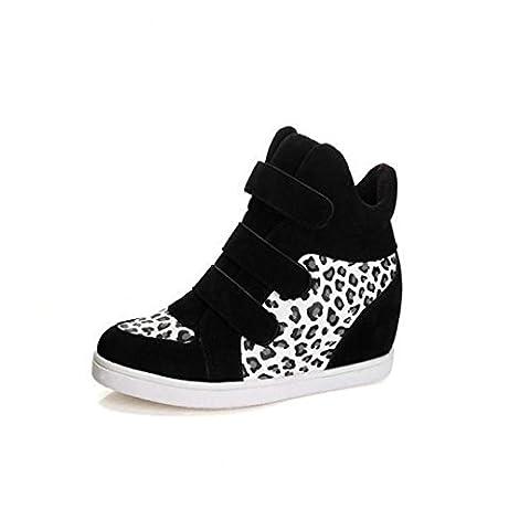 Chaussures femmes, Yogogo Chaussures Femme Automne hiver Talon compensé caché