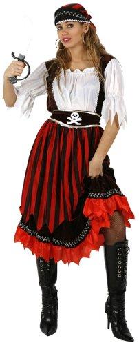 ATOSA Piraten-Kostüm für Damen - XL