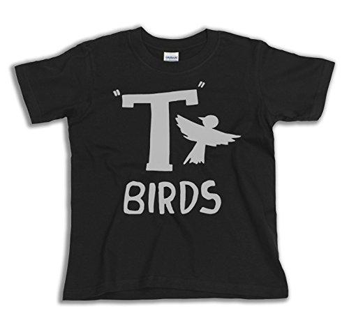 T-Birds Boys & Girls Unisex Kids T-Shirt Mädchen und Jungen -