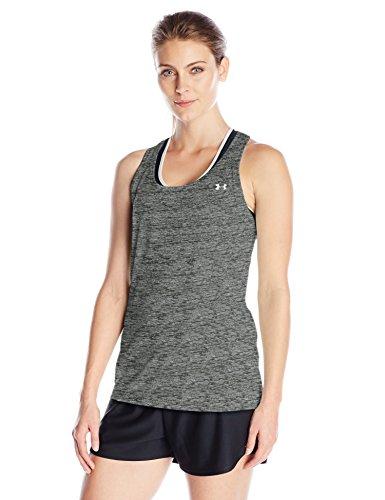 Under Armour Fitness–T-shirts et réservoirs Tech–Twist Downtown Green