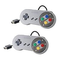 Set di due controller di gioco per console Super Nintendo SNES Mini Classic Edition