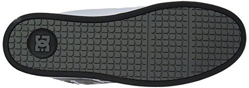 DC Shoes Net Se, Baskets mode homme Blanc