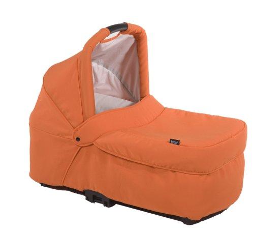 Bertini Farbe Tangerine Bassinette - X Series, Kinderwagenwanne