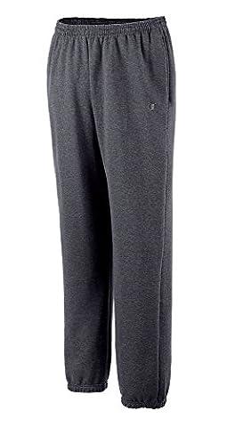 Champion Big and Tall Fleece Pant - gray