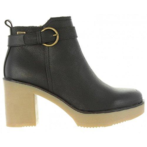 Bottines - Boots, couleur Noir , marque MTNG, modèle Bottines - Boots MTNG 55516M Noir