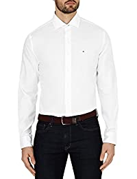 "Tommy Hilfiger Big Man's Business Shirt Smart Casual (18.5""/54"" Chest) RRP £90"