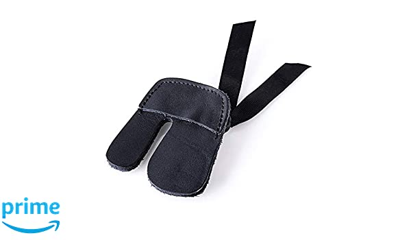 Aboval Mini Archery Thumb /& Wrist Brace Hand Guard Protector Shooting Glove for Left Hand Coffee