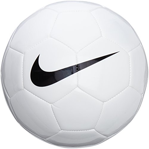 Nike Fußball Team Training, white/black, 5, SC1911-117