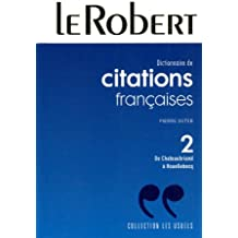CITATIONS FRANCAISES POCHE T2