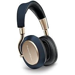 Bowers & Wilkins PX Casque à réduction active de bruit sans fil Soft Gold