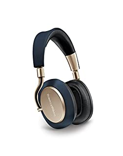 Bowers & Wilkins PX - Auriculares inalámbricos con cancelación de ruido y Bluetooth, cerrado supraural, color Dorado (Soft Gold) (B0756XMGV1) | Amazon Products