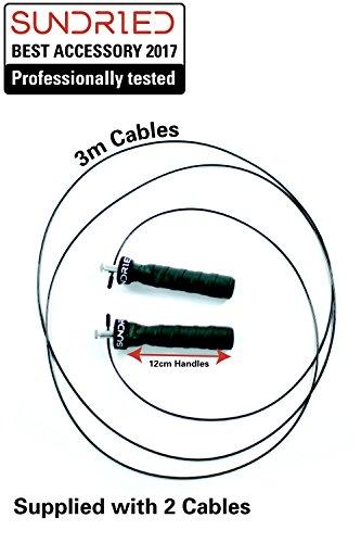 Zoom IMG-3 sundried corda per saltare esercizi