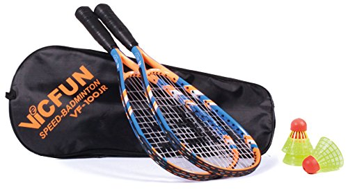 VICFUN Speed Badminton Set Vicfun Speed Badminton 100 Set, Junior