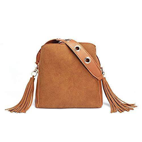 68b6d4d7cf46 CCQQ Sac À Main Small Tassel Bag Women Messenger Bags Lattice Ladies  Crossbody Bag Soft Mini