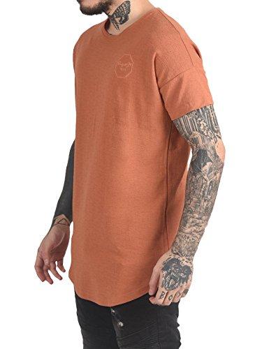 Project X Paris Herren T-Shirt Rostfarben