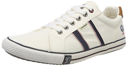 85601 Sneaker, Weiß (White), 44 EU ()