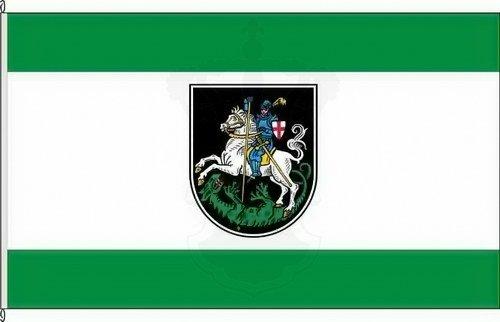 Bannerflagge Katzenbach - 150 x 500cm - Flagge und Banner