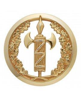 Le Comptoir Des Médailles - Insigne Or Justice Militaire - IBO00JM000
