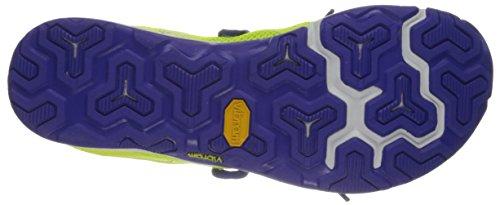 New Balance Women's 20v5 Minimus Training Shoe, Yellow/Purple, 10 B US Yellow/Purple
