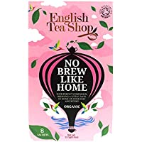 English Tea Shop No Brew Like Home Organic - 1 x 8 Sachets