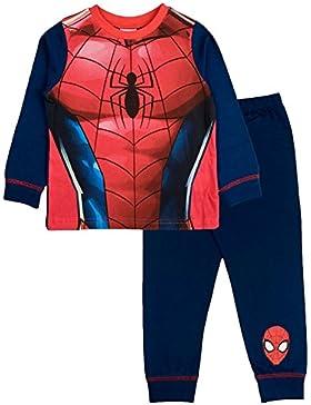 Pijama de personaje de novedad para niños. - Edad 12 meses - 8 años Superhéroes y villanos