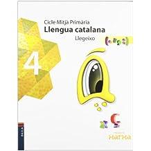 Llengua catalana 4t.Primària Llegeixo Projecte Xarxa - 9788447923878