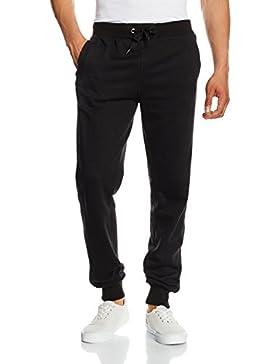 Urban Classics Herren Hose Straight Fit Sweatpants