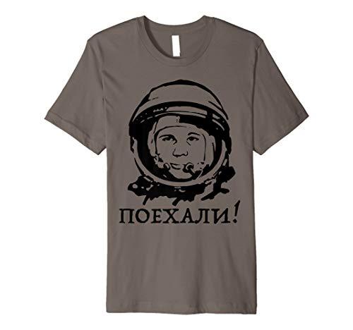 Yuri Gagarin quote TShirt Tee Shirt T-Shirt