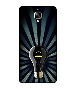 PrintVisa Designer Back Case Cover for OnePlus 3T :: One Plus 3T (Edison Discovery)