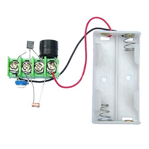 SenQing 5pcs mit dem Ziel Anti-Diebstahl-Alarmanlage Modul Kit DIY Infrarot-Laser DIY-Kit