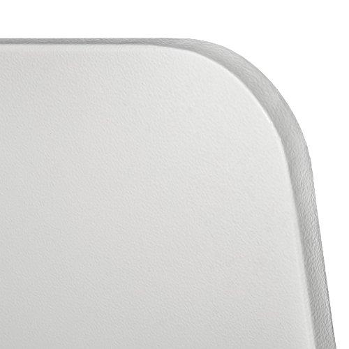 VASNER Citara M-Plus Design Infrarot-Heizung 450 Watt Metall weiß re Ecken 60x60cm kaufen  Bild 1*