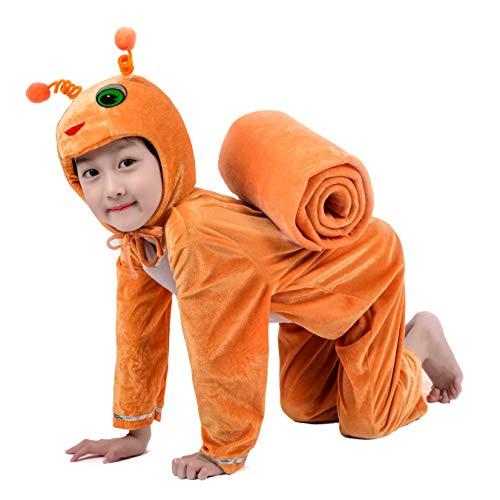 Costumi di animali per bambini per spettacoli scolastici carnevale di halloween con copriscarpe