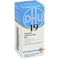 Biochemie Dhu 19 Cuprum arsenicosum D 12 Tabletten 80 stk preisvergleich bei billige-tabletten.eu