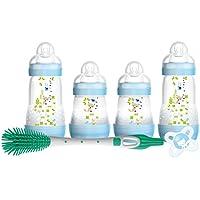 MAM–Conjunto de alimentación de recién nacido niña