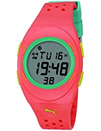 Puma Time Active Unisex-Armbanduhr Faas Digital Plastik A.PU910942005
