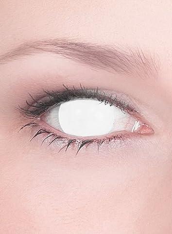 Lentilles de contact Aveugle Total Blind sans correction
