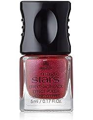 alessandro Magic Stars velvet Crimson red,1er Pack (1 x 5 ml)