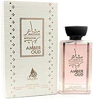 FAAN Perfume - Mashair Amber Oud by FAAN - perfume for women - Eau de Parfum, 100ml