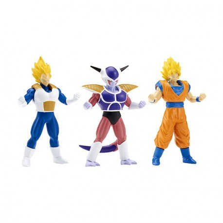 Dragonball Z - Super Power Figure, 9 cm (Bandai 35840J)