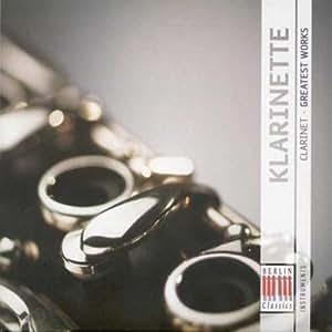 Greatest Works-Klarinette (Clarinet)
