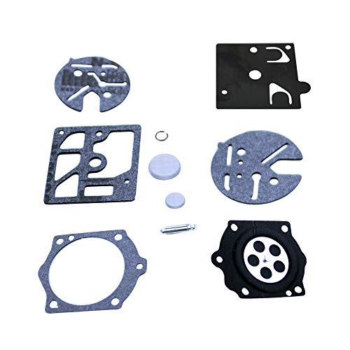 3 ensembles Carburateur Reparation Membrane Pour Walbro K10-HDC Stihl 015 015AV 15AVE 015L