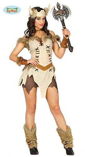 Imagen de disfraz de vikinga sexy para mujer