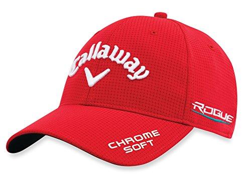 Callaway TA Performance Pro Headwear, Mixte, TA Performance Pro, Red
