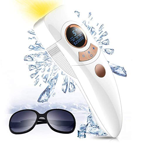 TMY Dispositivo de eliminación de pelo, tratamientos de eliminación de pelo rápido...