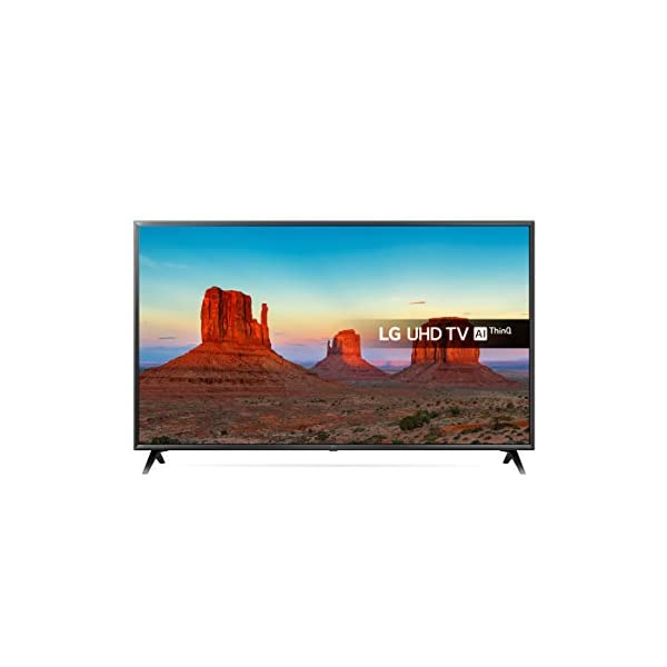 LG 49UK6300PLB UHD 4K HDR Smart LED TV with Freeview Play – Black (2018 Model) 41Ge1eIlctL
