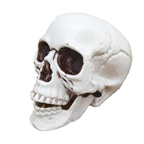 Rabatt Party Supplies - GNSDA 4,7 Zoll realistisch aussehende Skelett