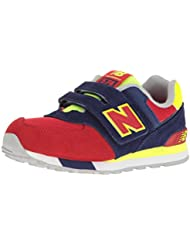 New Balance Unisex-Kinder Kv574czy M Hook and Loop Sneakers