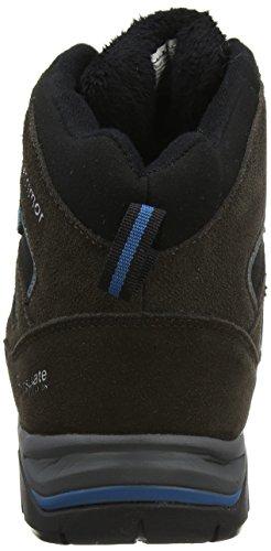 Karrimor Bodmin Winter Weathertite, Chaussures de Randonnée Hautes Homme Noir (Black)